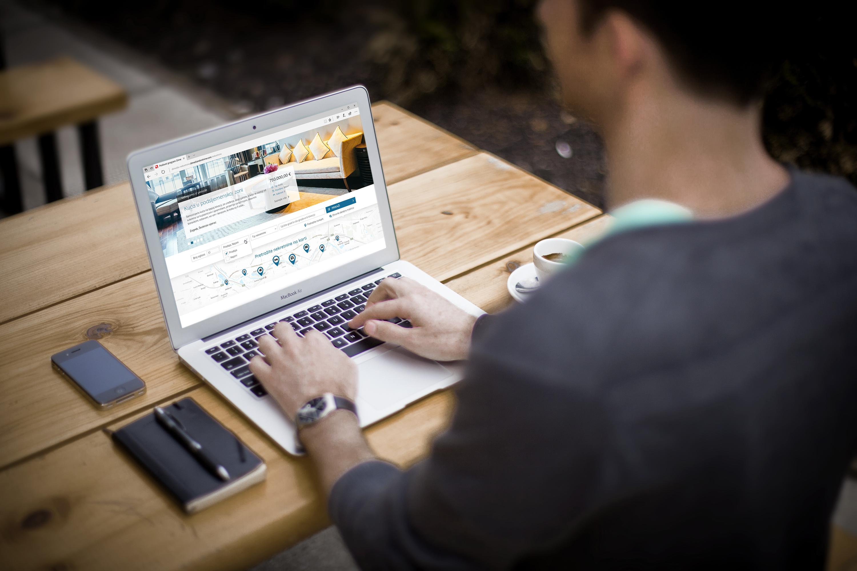 Custom web stranice, Dimedia nekretnine