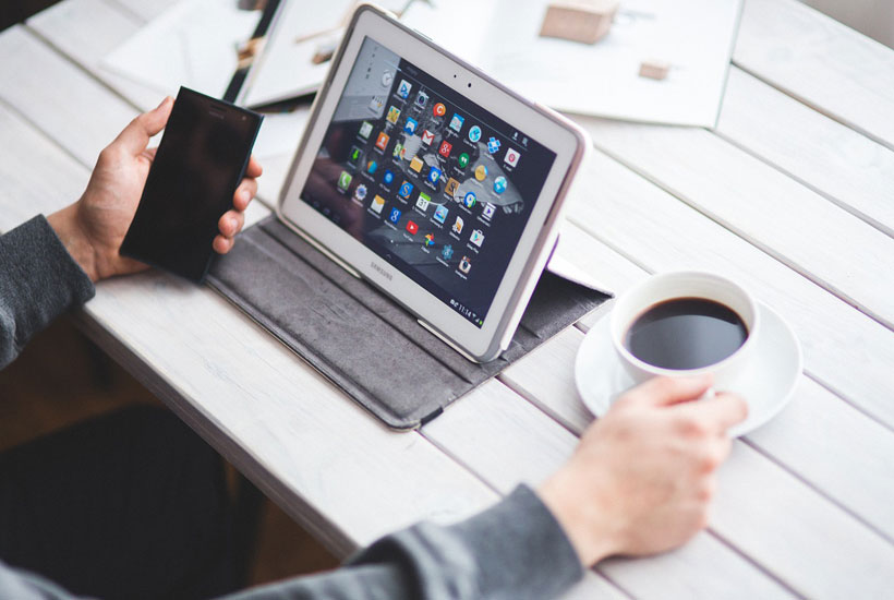 Poslovne mobilne aplikacije