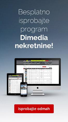 Program za agencije za nekretnine, Dimedia nekretnine