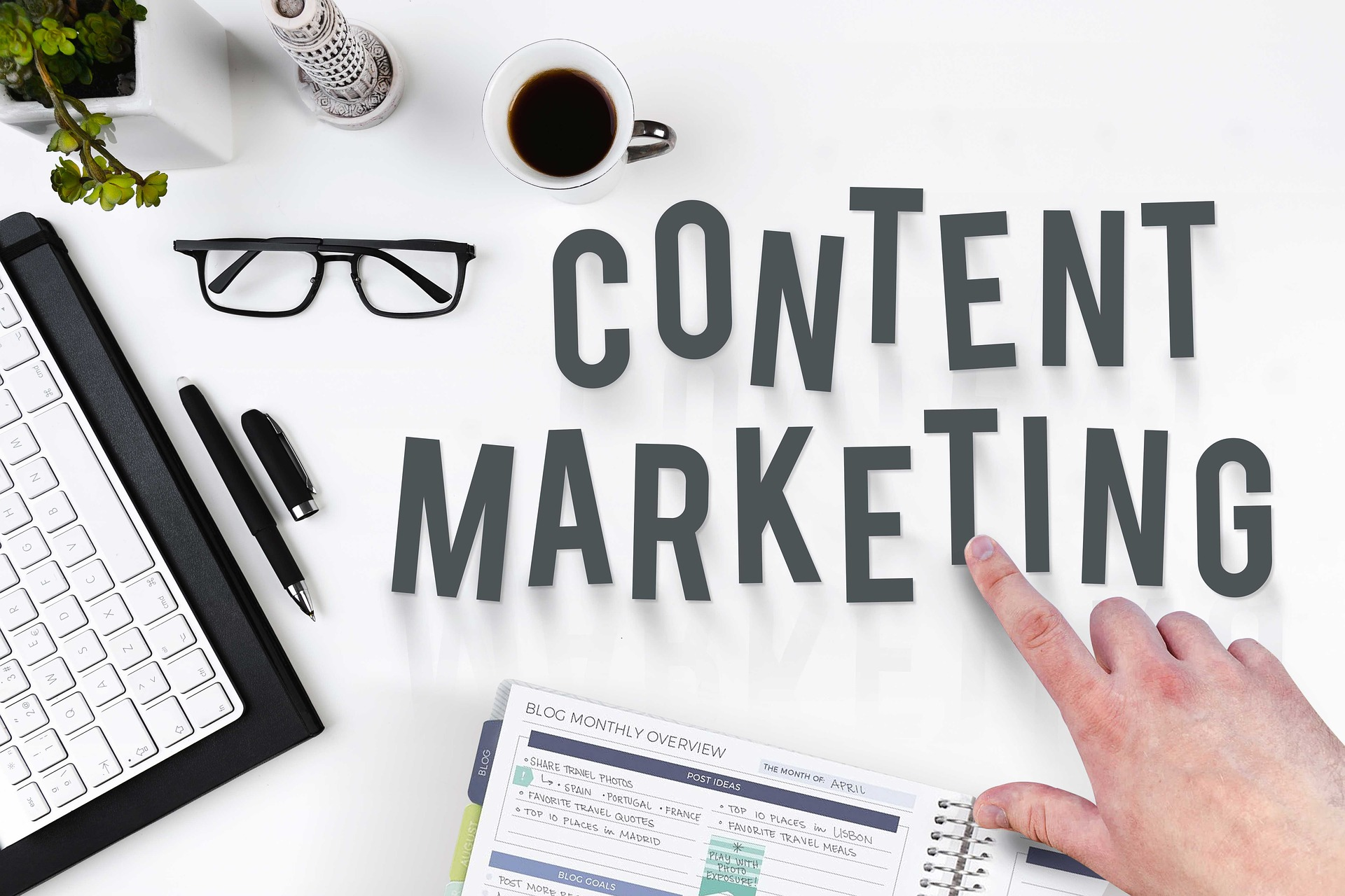 Content marketing taktike za agencije za nekretnine