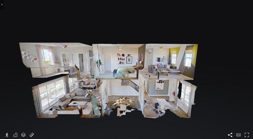 Prikaz kuće lutaka