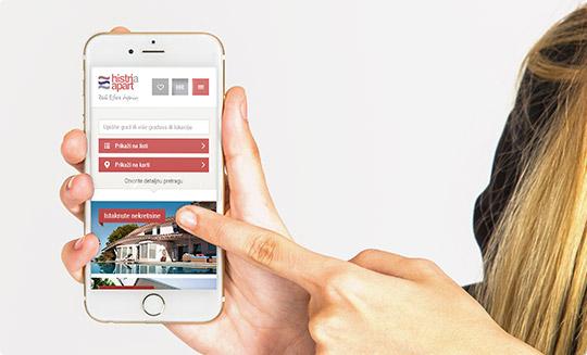 Responzivne web stranice za agencije za nekretnine